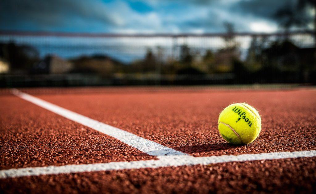 La importancia de la pisada en el tenis